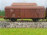 Vagon marfa CFR Ggs 21 53 1486 746-0