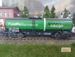 Vagon cisterna Green Cargo