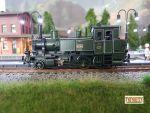 Locomotiva cu abur K.Bay.Sts.B., epoca I, analogica