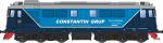 Locomotiva diesel CONSTANTIN GRUP 060-DA, analogica
