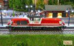 Locomotiva electrica 1163 007 analogica