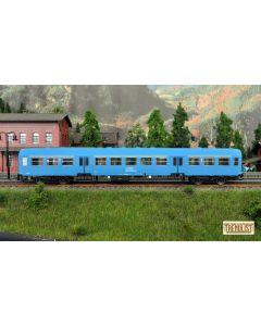 Vagon CFR Suburban Clasa I