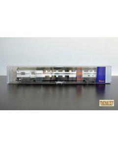 Vagon etajat clasa I cu bagaj SBB