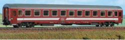 Vagon calatori clasa a 2-a, tip AVA200, CFR, versiunea rosie