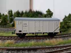 Vagon CFR refrigerent