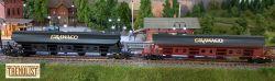 Set 2 vagoane tip Tads, ,,GRAWACO''