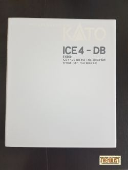 Set  baza ICE 4 DB, analogic