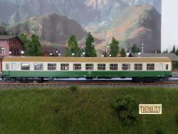 Vagon clasa a II-a, ,,Halberstadt