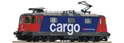 Locomotiva electrica Re 421 SBB, analogica