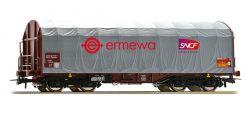 Vagon cu prelata tip Shimms ,,ERMEWA''