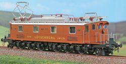 Locomotivă electrică Ae 6/8 201 BLS