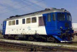 Locomotiva diesel 62-0548-8, CFR Calatori, digitala cu sunet