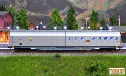 Vagon marfa CFR tip Habbins 012-8