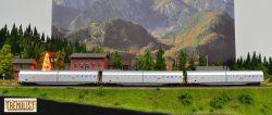 Set 3 vagoane marfa CFR tip Habbins