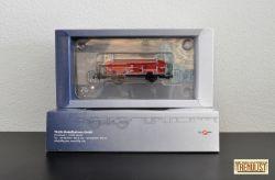 Vagon de marfa MAV
