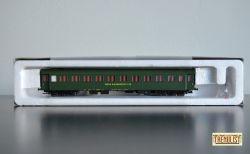 Vagon dinamometric CFR ep IV, verde
