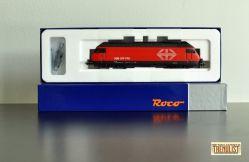Locomotiva electrica Re 460 SBB, digitala cu sunet