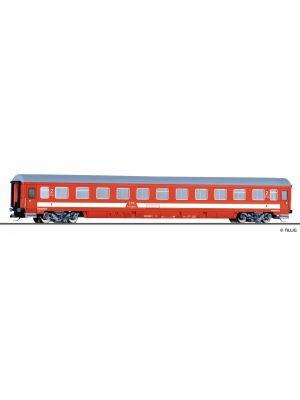 Vagon calatori clasa a II-a, AVA200, CFR, versiunea rosie, scara TT