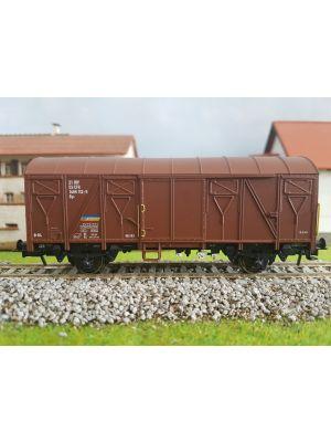 Vagon marfa CFR Ggs 21 53 1486 112-5