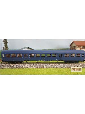 Vagon clasa a-II-a