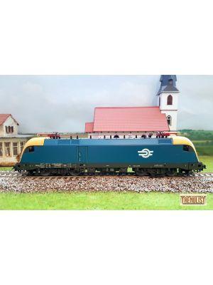 Locomotiva electrica Rh 470, MAV, analogica