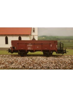 Vagon gondola Elmo, CFR