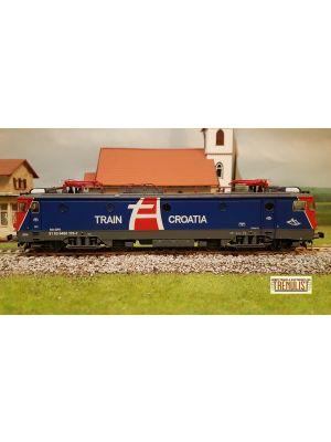 Locomotiva electrica 060-EA ,,Train Croatia
