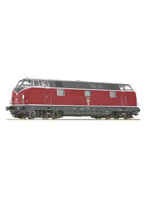 Locomotiva diesel BR 221, DB. Ep.IV