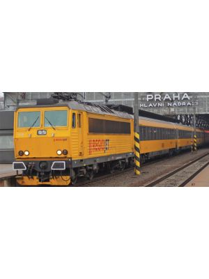 Locomotiva electrica clasa 162, RegioJet
