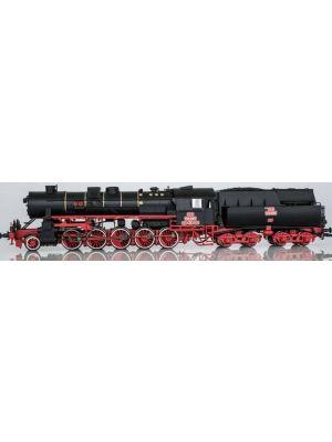 Locomotiva cu abur seria 150 1054, CFR
