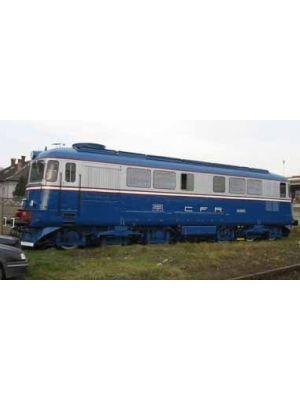Locomotiva diesel 60-0362-8, CFR Infrastructura