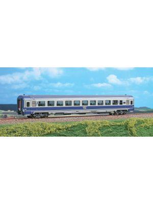 Vagon CFR AVA 200 Cls.II versiunea albastră