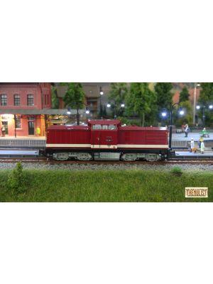 Locomotiva diesel DR BR112, H0, ep.IV, analogica