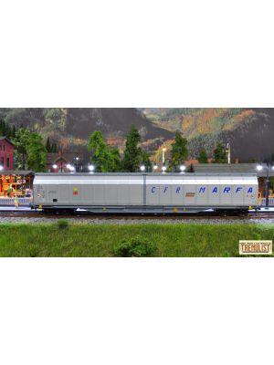 Vagon marfa CFR tip Habbins 042-5