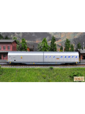 Vagon marfa CFR tip Habbins 040-9