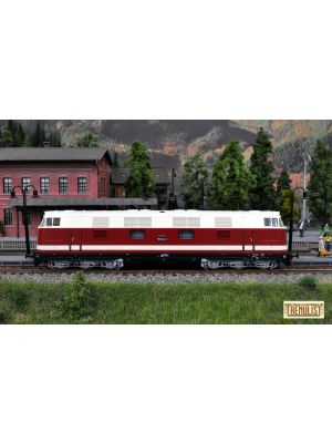 Locomotiva diesel BR 118, DR, ep.IV, digitala cu sunet Henning