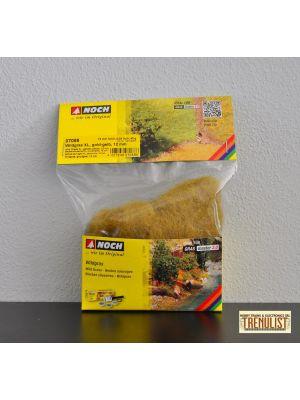 Iarba salbatica XL, galben-auriu, 12mm