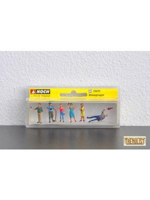 Set figurine ,,Excursionisti