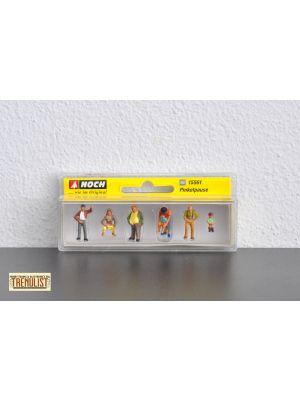 Set figurine ,,Oprire WC