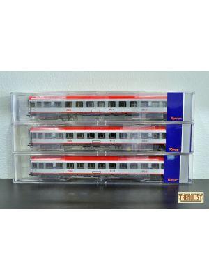 Set 3 vagoane Expres Regional OBB