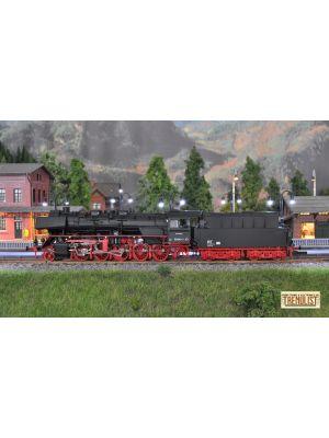 Locomotiva cu abur BR 50.50 DR, digitala cu sunet