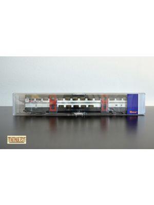 Vagon etajat clasa a 2-a, SBB