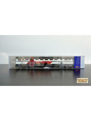 Vagon etajat Bistro SBB