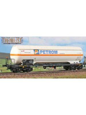 Vagon cisterna tip Zackks, PETROM