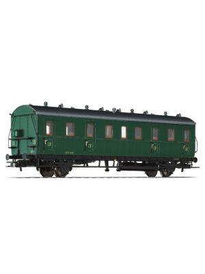 Vagon calatori clasa III