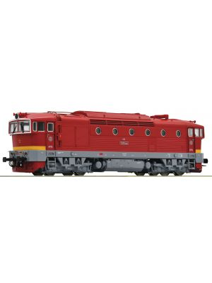 Locomotiva diesel Rh T 478.3, CSD