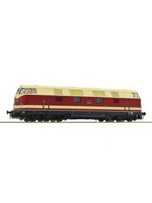 Locomotiva diesel BR V 180, DR