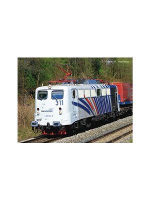 Locomotiva electrica 139 Locomotion, ep.VI, digitala cu sunet.
