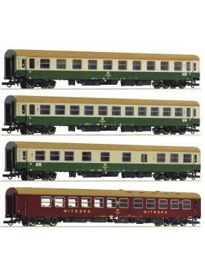 Set vagoane calatori D 375 ,,VINDOBONA