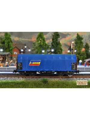 Vagon CFR Marfa Shimmns albastru